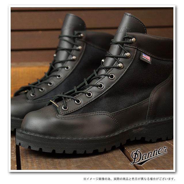 928ac6a2676 DANNER Danner boots DANNER LIGHT III Danner light 3 BLACK/BLACK shoes  (33221)