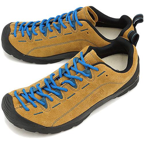 【即納】KEEN キーン ジャスパー トレッキングシューズ Jasper MNS Cathay Spice/Orion Blue靴 (1002661)【コンビニ受取対応商品】