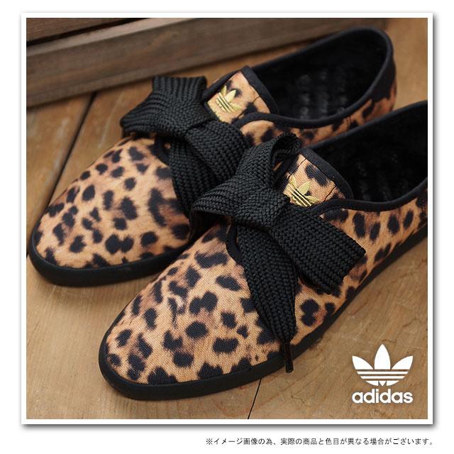 37f430738b5c72 【即納】【日本限定】adidasアディダスレディーススニーカーRELACELowLeopardACリレースローレオパードACLeopard