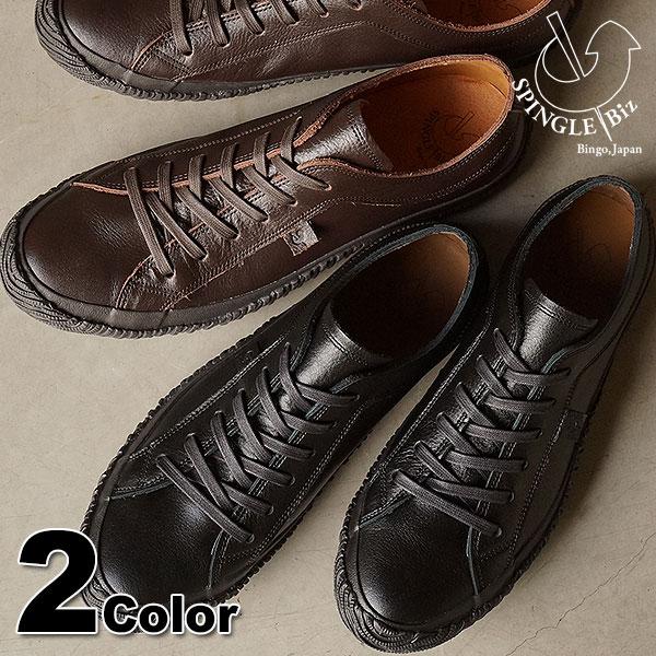 SPINGLE MOVE スピングルムーブ BIZ-101 スピングルムーヴ sneakers spingle move BIZ101 BLACK/BLACK ( FW12 WINTER )