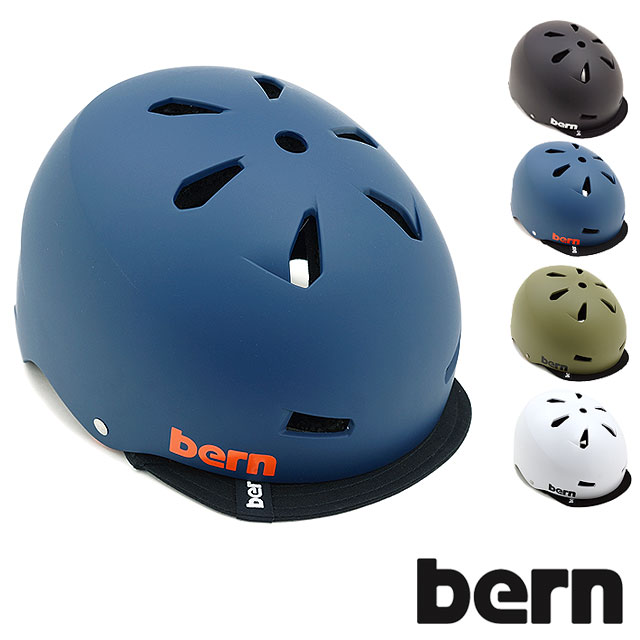 【JAPAN FIT】bern バーン ヘルメット MNS メンズ MACON VISOR メーコン バイザー [VM2]【br】