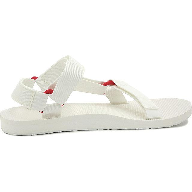 Teva Teva 男士凉鞋原通用体育 MNS 原环球体育亮白色 (1008648-BRWH FW15)