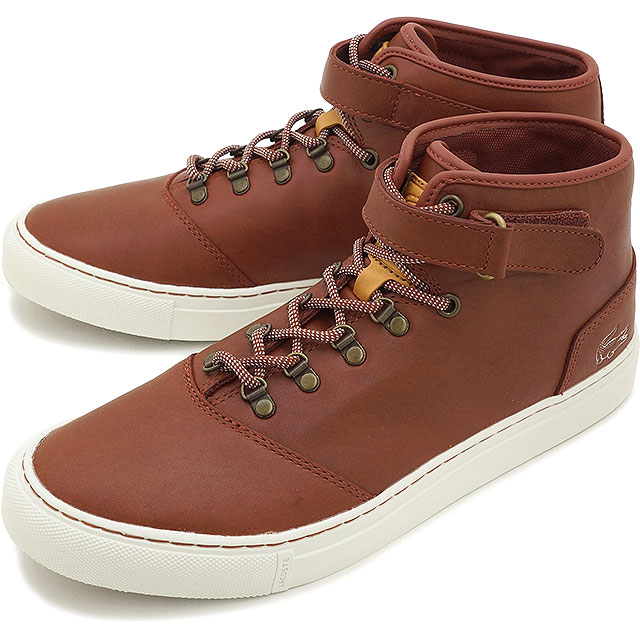 c6a7c3691 LACOSTE Lacoste men sneakers CERBERUS STEPS サーベラスステップ D.RED (M3261T-QA1  FW14)