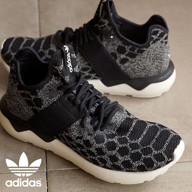 81a241502d51 adidas adidas originals sneakers TUBULAR RUNNER PRIME KNIT tubular runner  Prime knit core black   carbon-S 14   vintage white S15 (B25573 FW15)