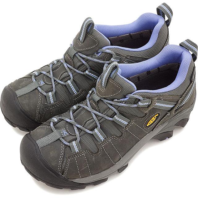 KEEN キーン レディース トレッキングシューズ Targhee II WMN ターギー ツー ウィメンズ Magnet/Periwinkle 靴 [1013181 FW15]