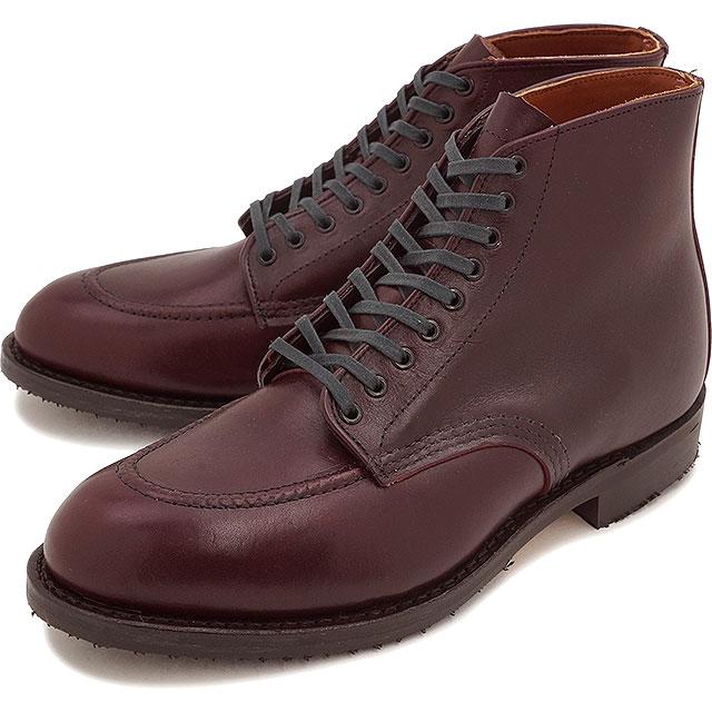 【返品サイズ交換可】レッドウィング ジラード ブーツ メンズ レディース 靴 REDWING 9091 Girard Boot Black Cherry Featherstone