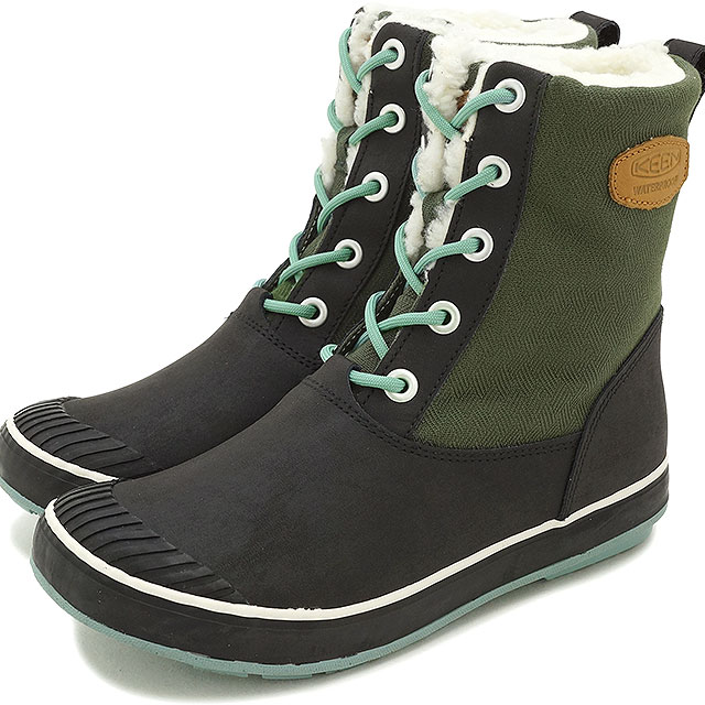 fa9986759fd KEEN Kean Lady's winter boots snow boot Elsa Boot WP WMN Elsa boots  waterproof women Forest Night (1013972 FW15)