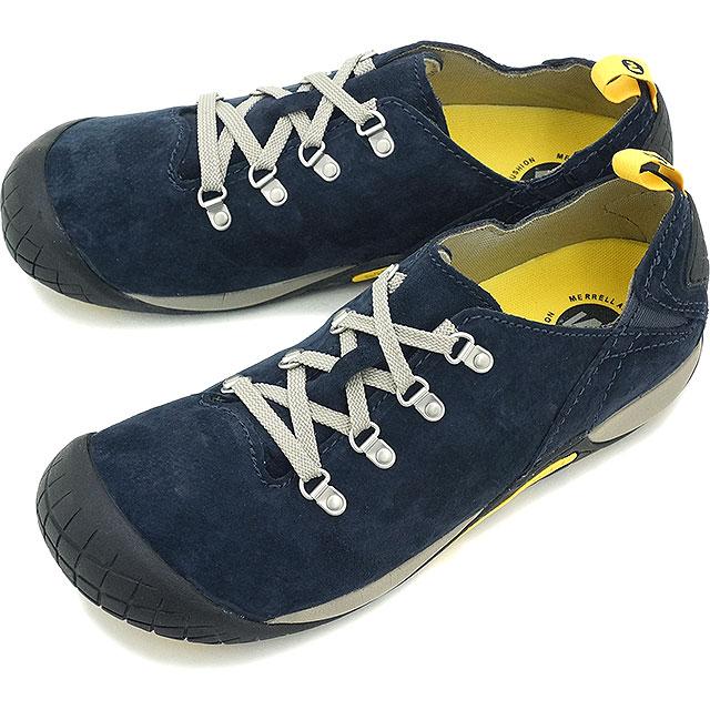 【即納】【日本別注】メレル パスウェイ レース メンズ スニーカー 靴 MERRELL PATHWAY LACE MNS NAVY (J575517)【e】【コンビニ受取対応商品】