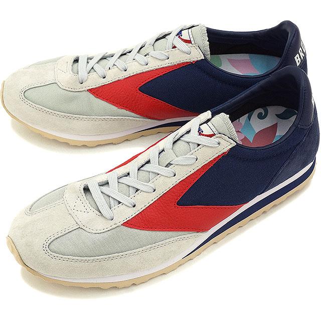 9eaa00c2b92 BROOKS Brooks sneakers MNS HERITAGE Vanguard Vanguard heritage men s  Glacier Grey (1101661D-922 FW15)