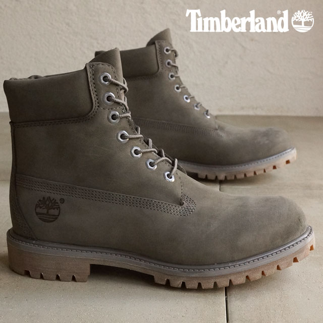 timberland men's 6 inch premium leather boots