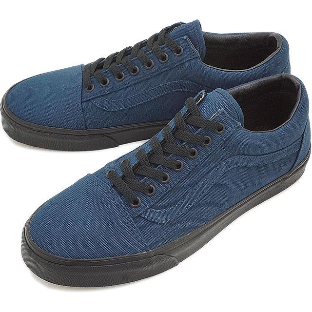 vans shoes black and blue. vans vans sneakers mens ladies old skool classics old skool (black sole) dress blues shoes black and blue