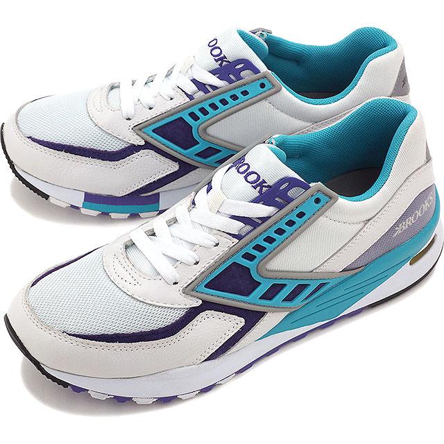 ddbbfabc4d4 BROOKS Brooks sneakers shoes Regent MNS HERITAGE Regent heritage men White  (110251D-559 FW15)