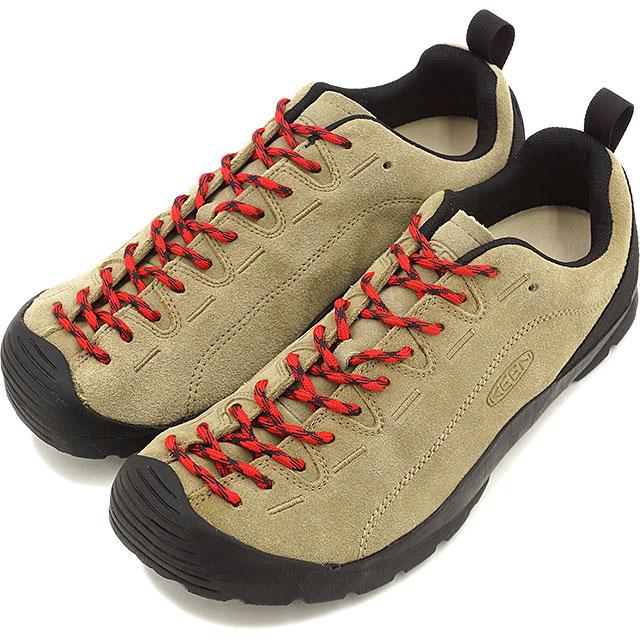 【即納】キーン ジャスパー トレッキングシューズ ウィメンズ KEEN Jasper Silver Mink WMNS 靴 (1004347)【ar】【コンビニ受取対応商品】