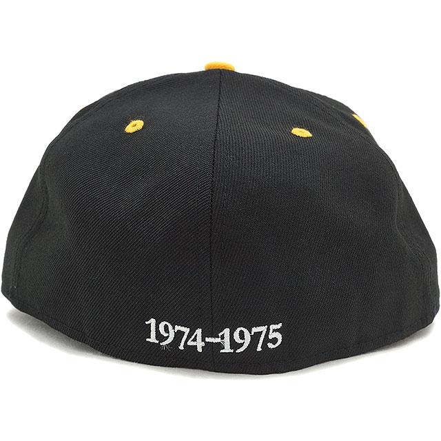NEWERA新埃拉NEWERA套NPB CLASSIC 59FIFTY日本职业棒球クラシックフィフティーナインフィフティー阪神老虎黑色/A黄金/队色(N0001062 SC)(NEW ERA)