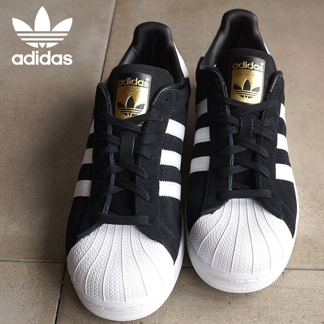 3e960d445fad adidas Originals Adidas originals sneakers shoes men gap Dis SUPERSTAR SUEDE  superstar suede cloth core black   running white   core black S75143 SS16  ...