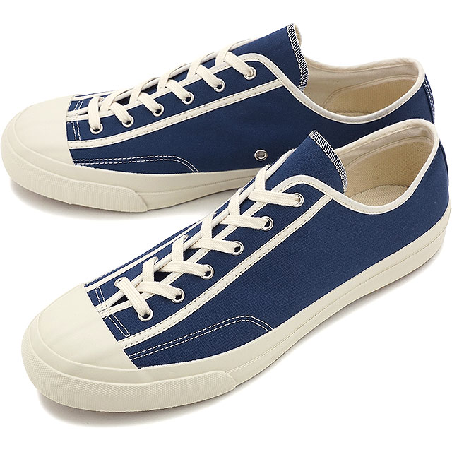 Moonstar gym classic VULCANIZED Moonstar FINE fine Vulcanized mens Womens GYM CLASSIC NAVY/WHITE (54320012 SS16)