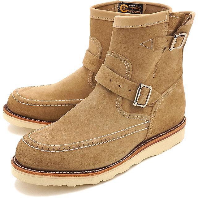 CHIPPEWA チペワ ブーツ 7-inch Suede Highlander Boots 7 インチ スウェード ハイランダー ブーツ Dワイズ KHA 靴 (CP1901G09 FW15)【コンビニ受取対応商品】