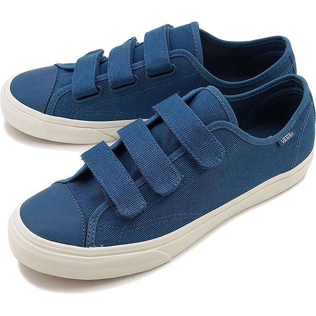 b0a5a0ba62c Vans prison issue VANS men s women s sneaker CLASSIC PRISON ISSUE (TWILL) BLUES  ASHES BLANC DE BLANC (VN000SDJJTN FW16)