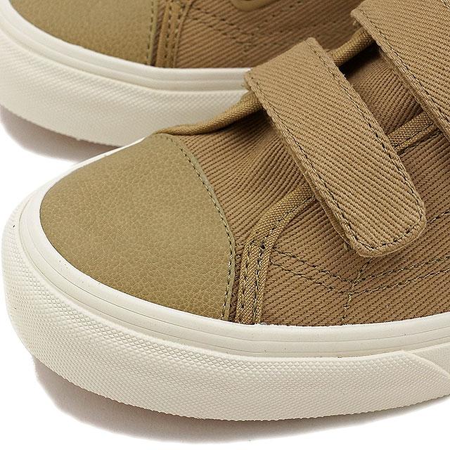 2cb579d3a9 Vans Prison issue VANS men gap Dis sneakers CLASSIC PRISON ISSUE (TWILL)  CORNSTALK BLANC DE BLANC (VN000SDJJTO FW16)