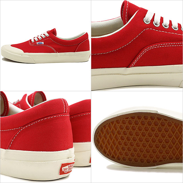 c9d1a90d08 Vans gills VANS men gap Dis sneakers CLASSIC ERA RED (V95HALF MOON FW16)