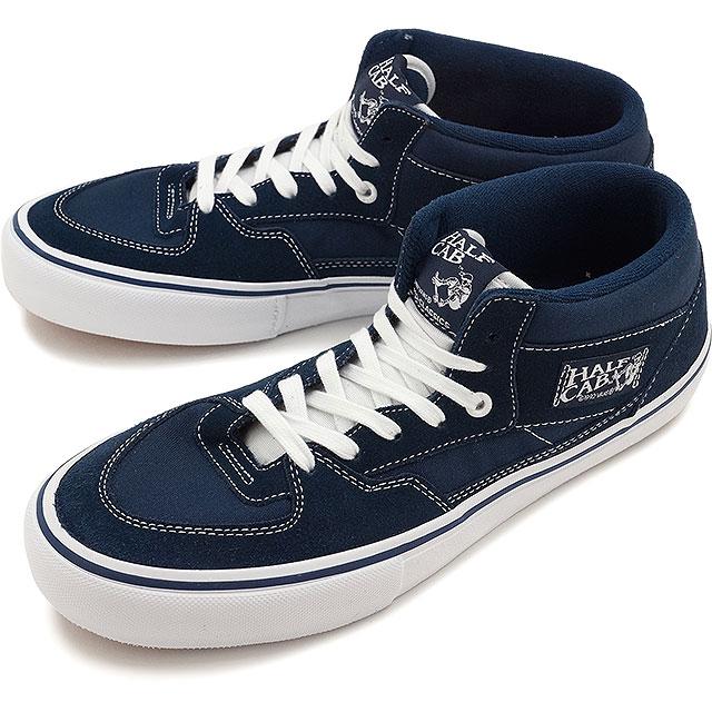 6093f636fa Vans half cab pro VANS men gap Dis sneakers HALF CAB PRO DRESS BLUES  (VN000VFDLKZ FW16)