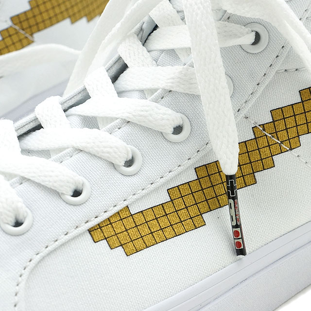 4a1ba7253a7fcd Vans x Nintendo Nintendo skating high slim VANS mens Womens sneakers Ske high  SK8-HI SLIM (Nintendo) Console gold (VN00018IJUZ FW16)