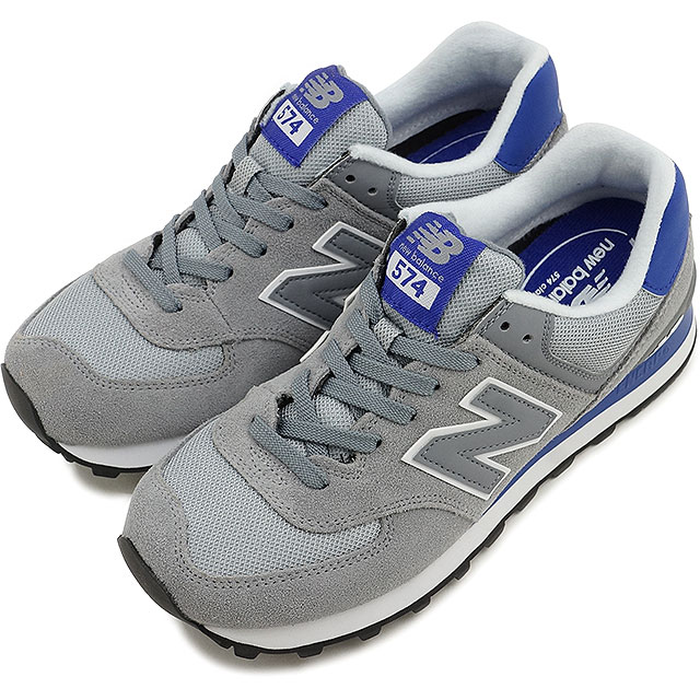 New Balance newbalance WL574 Lady's sneakers GRAYPURPLE (WL574CPK FW16)