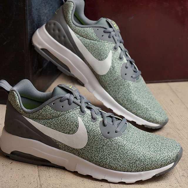 nike air max motion print trainers