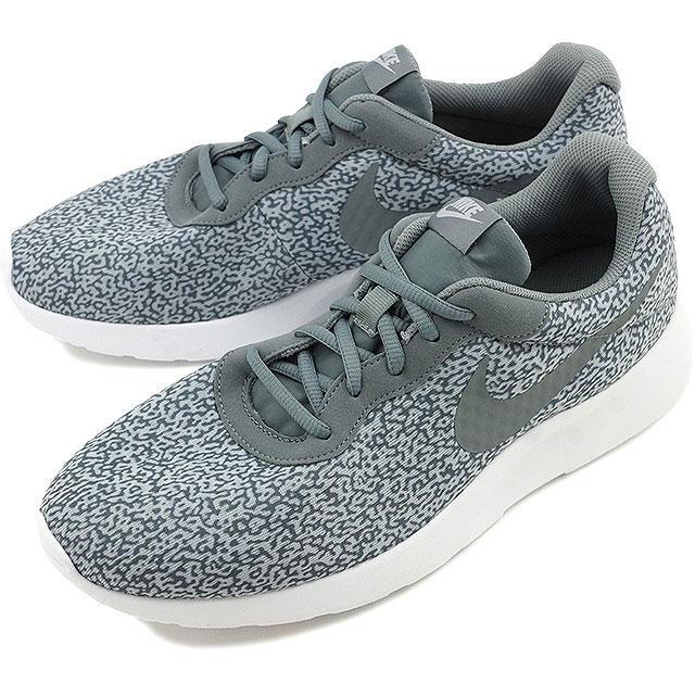 Nike Tanjung print NIKE men's TANJYUN PRINT cool grey / cool Grey / Wolf  grey (819893-002 FW16)