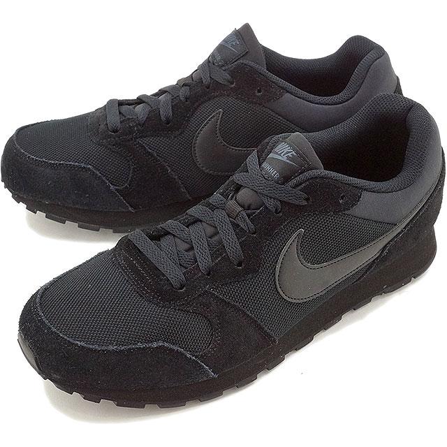 f517bff4d20b6 Nike MD runner 2 NIKE men MD RUNNER 2 black / black / アンスラサイト shoes ...
