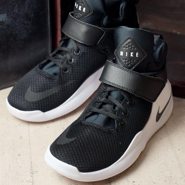 完売即納 ナイキ ウィメンズ クワザイ NIKE レディース WMNS KUWAZAI ブラック ブラック ホワイト 靴844900 001 FW16yvm0wON8n