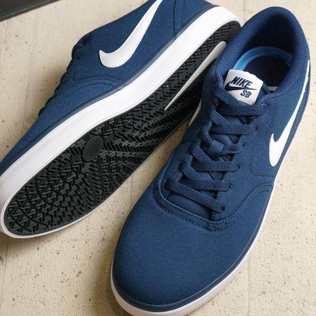 1a126938764 Nike SB check solar canvas NIKE men CHECK SOLAR CANVAS midnight navy    white shoes (843