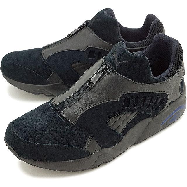 new concept 3d51e 5fb32 PUMA disc zip French PUMA mens Womens sneakers DISC ZIP FRENCH PUMA black    Mazarin blue ...