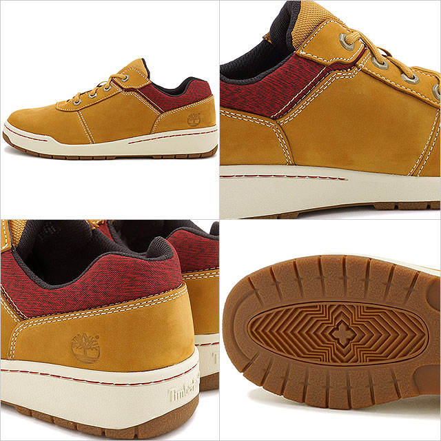 Timberland rays town Timberland men's sneakers boots Raystown Wheat Nubuck (A157Q FW16)