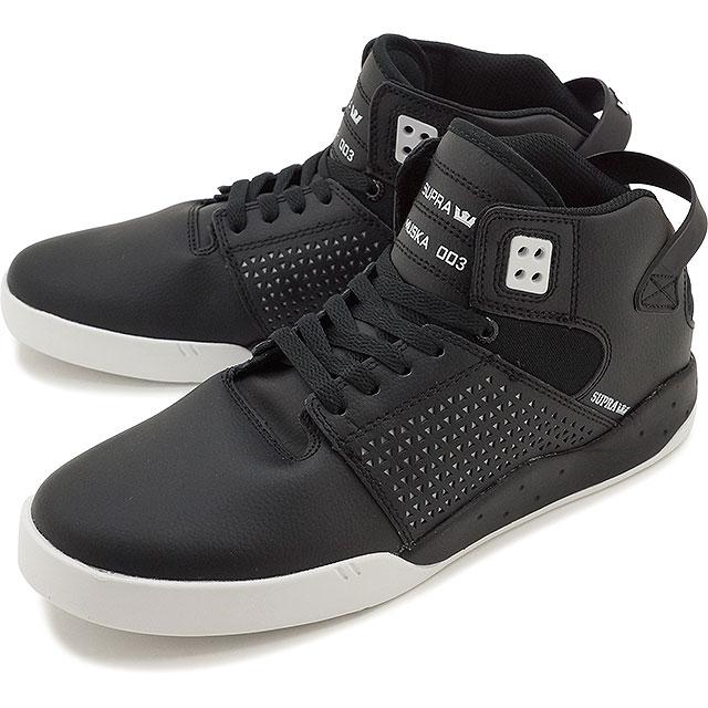 abc162967504 Supra Skytop SUPRA 3 mens Womens Skate Shoes Sneakers SKYTOP 3  BLACK CHARCOAL-WHITE (08238-025 FW16)