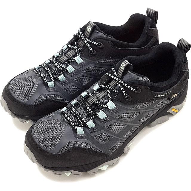 メレル モアブ FST ゴアテックス トレッキングシューズ MERRELL WMNS MOAB FST GORE-TEX GRANITE 靴 (J37156 FW16)【コンビニ受取対応商品】