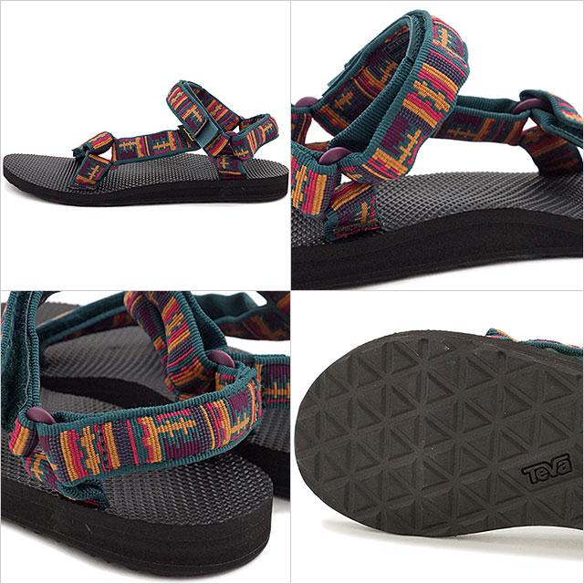 e35b32e59c34 Teva women s original universal Teva Sandals WMNS Original Universal INCA  WINE (1003987-IWN FW16)