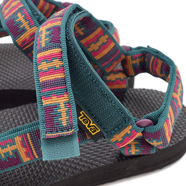 85e155f52390 Teva women s original universal Teva Sandals WMNS Original Universal INCA  WINE (1003987-IWN FW16)