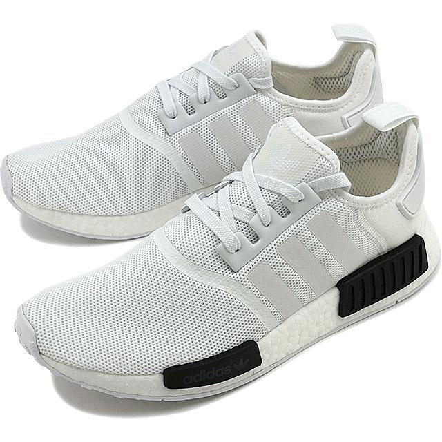 e71fb9aee01c adidas Originals Adidas originals NMD R1 NMD R1 R white  R white   core  black nomad nmd shoes (BB1968 FW16)