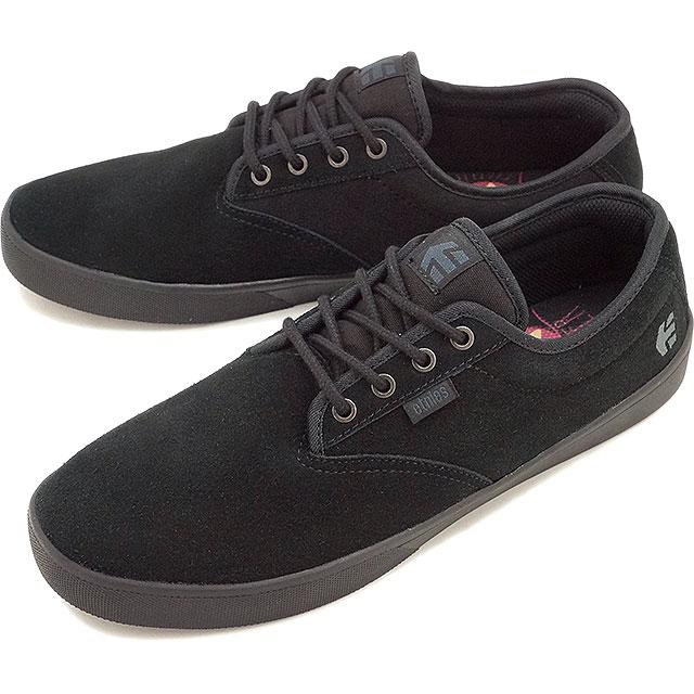 Etnies Jameson SL ETNIES men s Skate Shoes Sneakers Womens JAMESON SL BLACK  BLACK GUM (FW16) 597430b01e