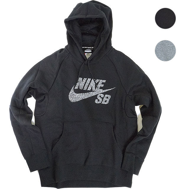 Nike SB Icon Dots Black Hoodie in 2019 | +deals