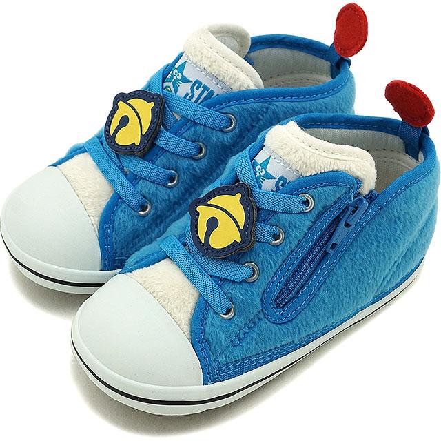 66d21ea59 Converse baby all-stars N Doraemon ST Z キッズインファントファーストシューズ CONVERSE BABY  ALL STAR N DORAEMON ST Z blue shoes (32711866 FW16)