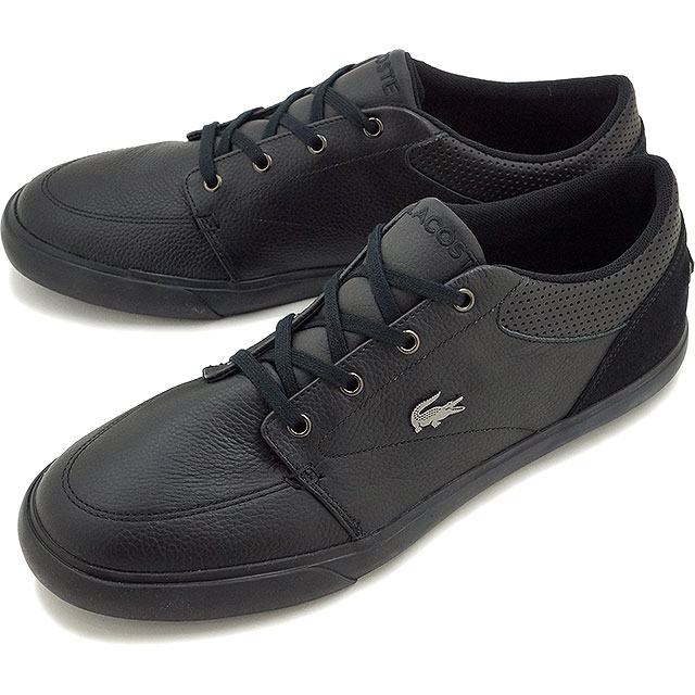 b9e7bd1ccdbb5f Lacoste Bayliss 316 1 LACOSTE mens sneakers BAYLISS 316 1 BLK BLK  (MZK090-02H FW16Q3)