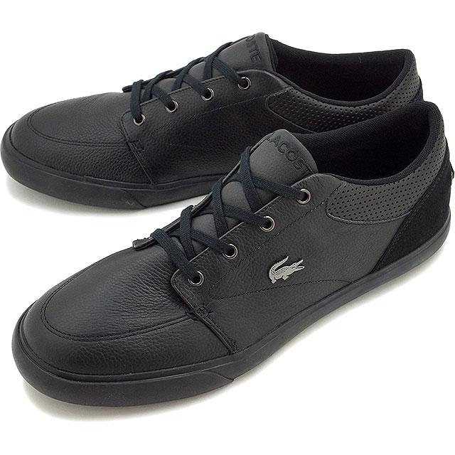拉科斯特貝利 316 1 LACOSTE 男士運動鞋貝利 316 1 BLK/BLK (MZK090-02 H FW16Q3)