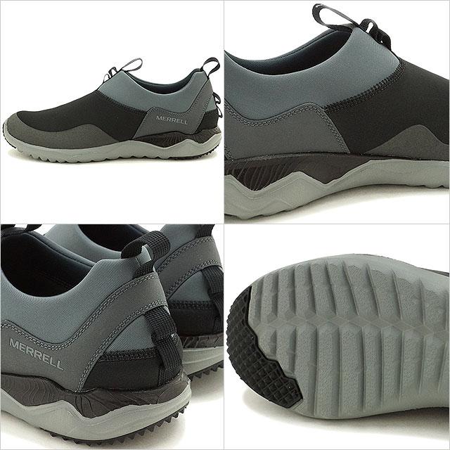 Merrell 男人 1 第六 8 嘲笑 MERRELL 运动鞋男装/MOC 黑色 1SIX8 (ki49933 FW16)