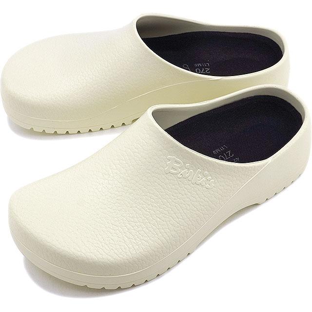 Birki's ビルキー Super Birki サンダル 靴 スーパービルキー ホワイト[GP068021]/BIRKENSTOCK ビルケンシュトック レディース メンズ