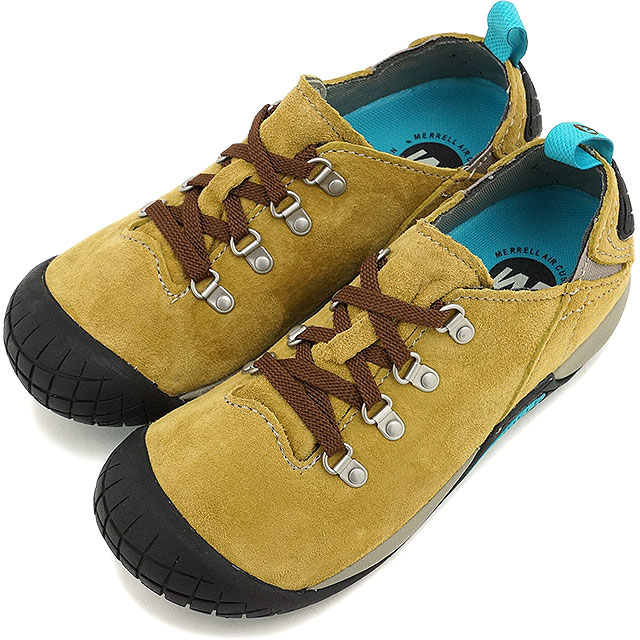 【即納】メレル パスウェイ レース スニーカー 靴 MERRELL Pathway Lace WMN Antelope 55976[e]