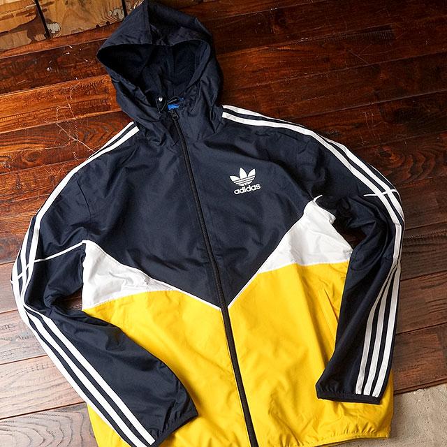 Adidas originals apparel Colorado windbreaker adidas Originals mens Womens nylon jacket COLORADO WINDBREAKER (AY7730 FW16)