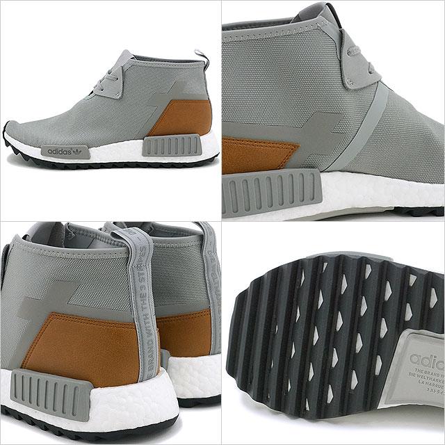 Adidas originals nomad C1 TR adidas Originals NMD TR MGH NMD_C1 solid gray MGH solid gray core black (S81835 FW16)