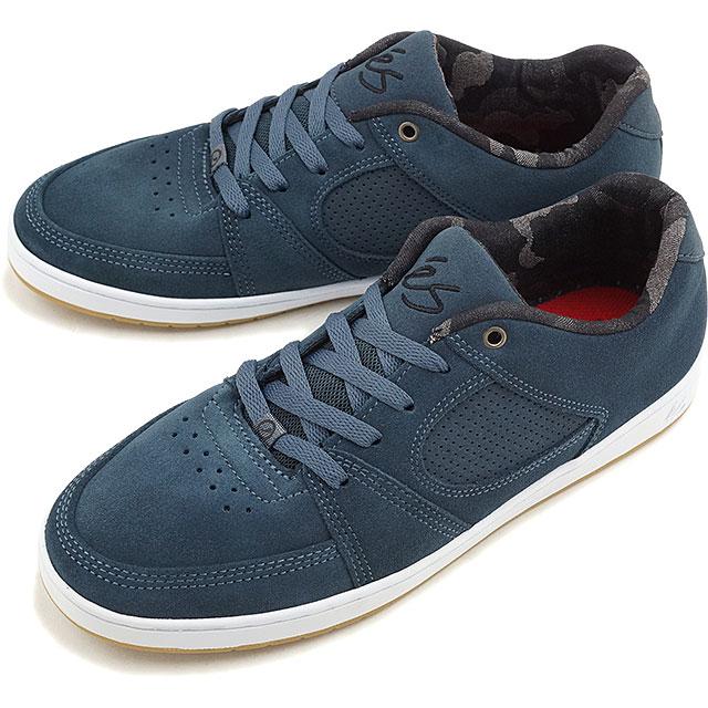 ES Accel 苗条 es 男式女式滑板鞋运动鞋 ACCEL 苗条深灰色 (FW16)